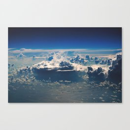 Uppers Canvas Print