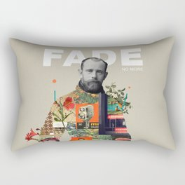 Fade No More Rectangular Pillow