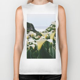 In the Flowers Biker Tank