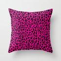 Neon Pink Leopard by mstudio