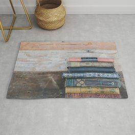 Reading day Rug