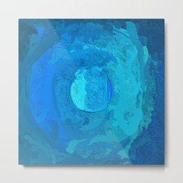 Abstract Mandala 199 Metal Print
