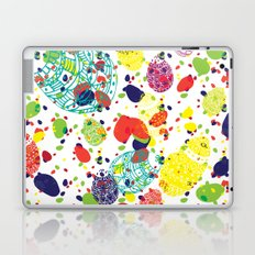 Great  Easter messy Laptop & iPad Skin