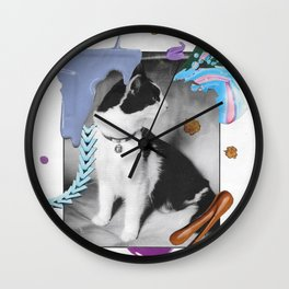 Gato: Zippy Wall Clock