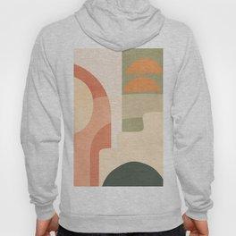 Abstract Art / Shapes 44 Hoody
