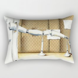The Star Observer Rectangular Pillow