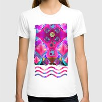 diamonds T-shirts featuring Diamonds by thea walstra