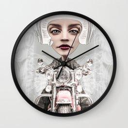 BORN TO BE WILD (2) Wall Clock