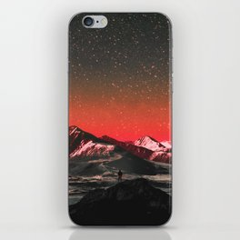Red String iPhone Skin