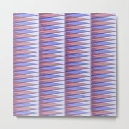 Geometrix 111 Metal Print