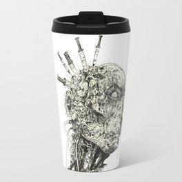Growing Insanity Travel Mug