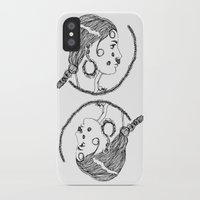 givenchy iPhone & iPod Cases featuring Givenchy FW15 by I disegni di Mae