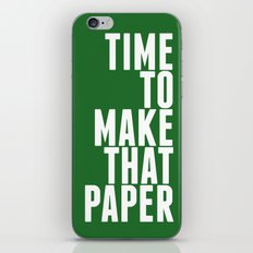 Make That Paper iPhone & iPod Skin
