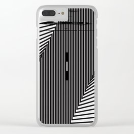 Division Clear iPhone Case