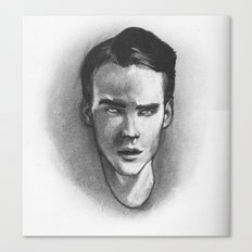 Clever Boy Canvas Print