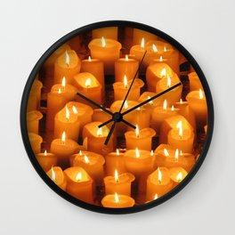 Vigil Wall Clock