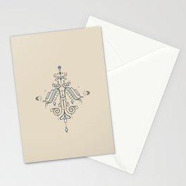 TIOH THREE Stationery Cards