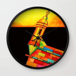 Portugal, Sesimbra Wall Clock