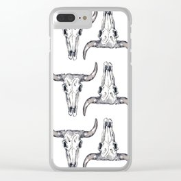 New Mexico Clear iPhone Case