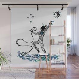 Māui Wall Mural