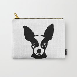CHRISTMAS GIFTS FOR THE CHIHUAHUA DOG LOVER Carry-All Pouch