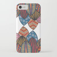 surf iPhone & iPod Cases featuring Surf by kartalpaf