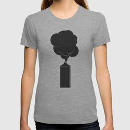 Art Supplies Grey T-shirt