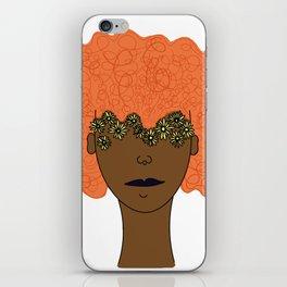 Flower Child iPhone Skin