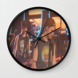Calum Hood.Michael Clifford  Wall Clock