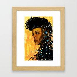 Monae 3 Framed Art Print