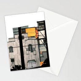 The Two Miraflores Stationery Cards