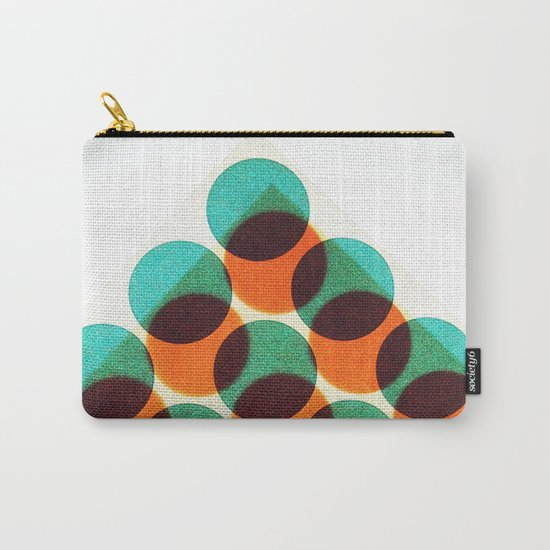Peak of dots Carry-All Pouch