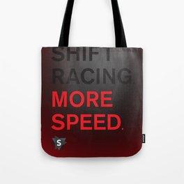 More Speed Tote Bag
