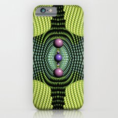 Playing with Beads and Baubles iPhone 6s Slim Case