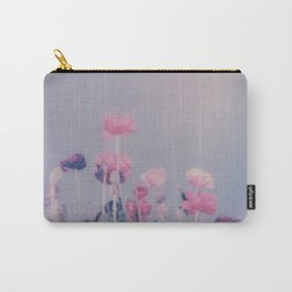 Carlsbad Flowers Carry-All Pouch