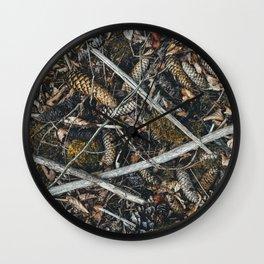 Combien de temps pour t'oublier? IX Wall Clock