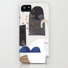 Happiness in the ordinary iPhone Case