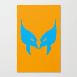 Wolverine Mask Canvas Print