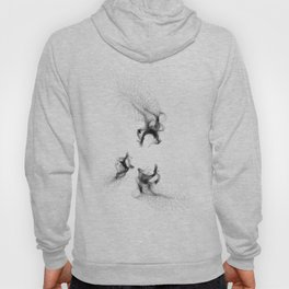Abstract Water Hoody
