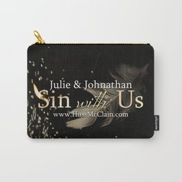 Sin With Us Carry-All Pouch