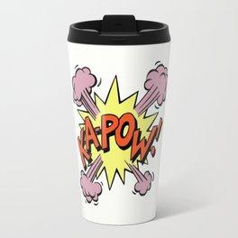 KA-POW Travel Mug