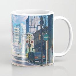 Road Original Artwork Coffee Mug