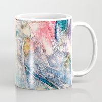 moon phase Mugs featuring Phase by Tiffany Tremaine (birdy)
