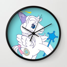 g1 my little pony Princess Tiffany Wall Clock