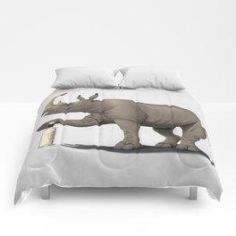 Cork it, Dürer! [HD] Comforters