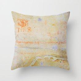 struktur Throw Pillow