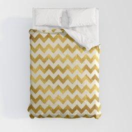 Cream Gold Foil 06 Comforters