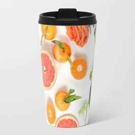 Citrus frenzy Travel Mug