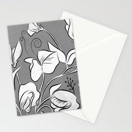 Petite Sweetpea Stationery Cards