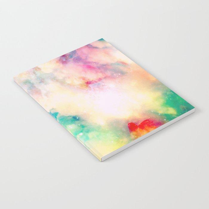 Fume Color Splash 03 Notebook